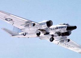 RB-57 F Canberra
