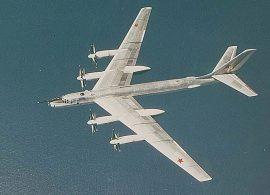 TU-95/TU-20 ( BEAR)