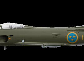 Saab-32 Lansen